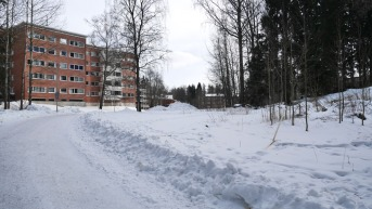 HASO Kuusikkotie (kuvattu 6.3.2018)